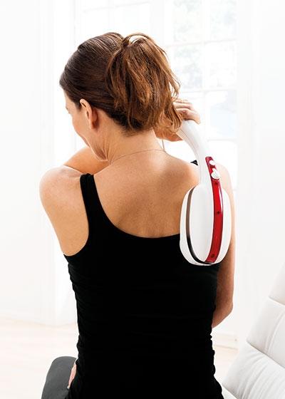 Tapppymed II Schultermassage