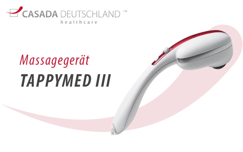 Tappymed III by Casada Deutschland