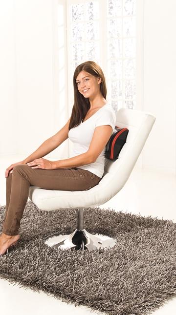Twist2Go Rückenmassage