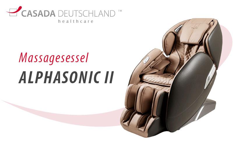 AlphaSonic II by Casada Deutschland