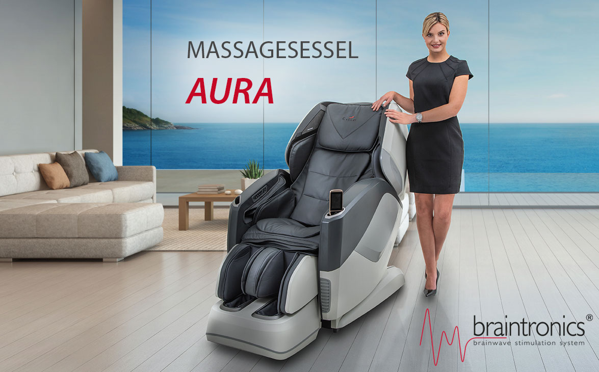 Massagesessel Aura