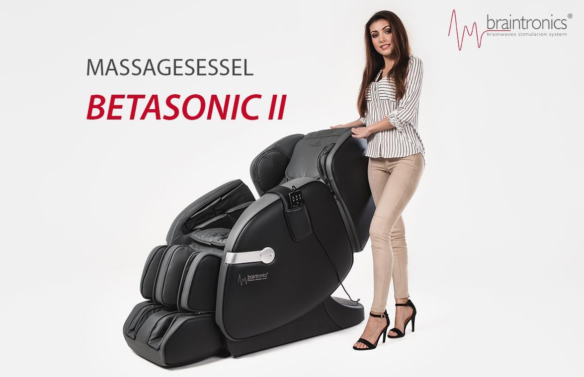 Massagesessel BetaSonic II