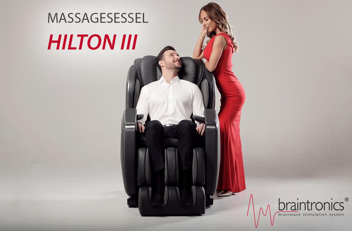 Massagesessel Hilton III