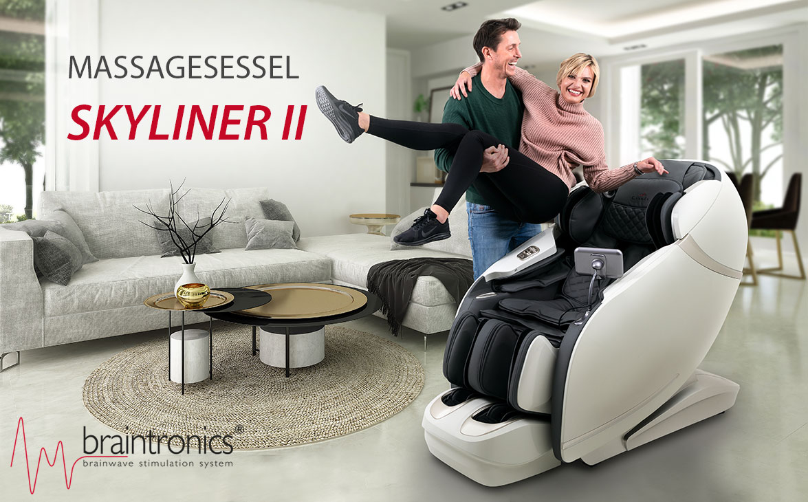Massagesessel Skyliner II