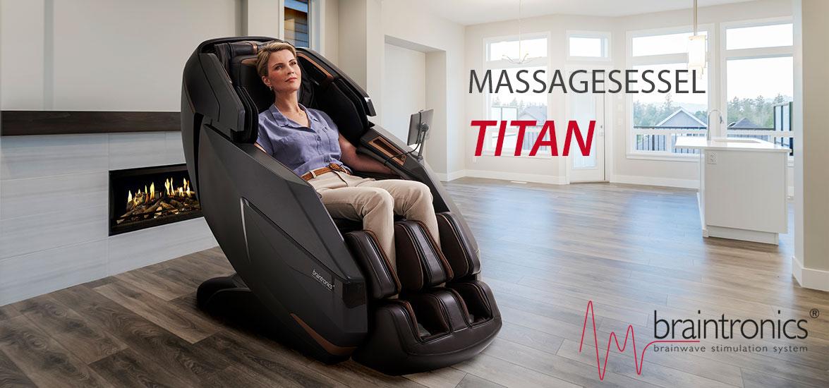 Massagesessel Titan