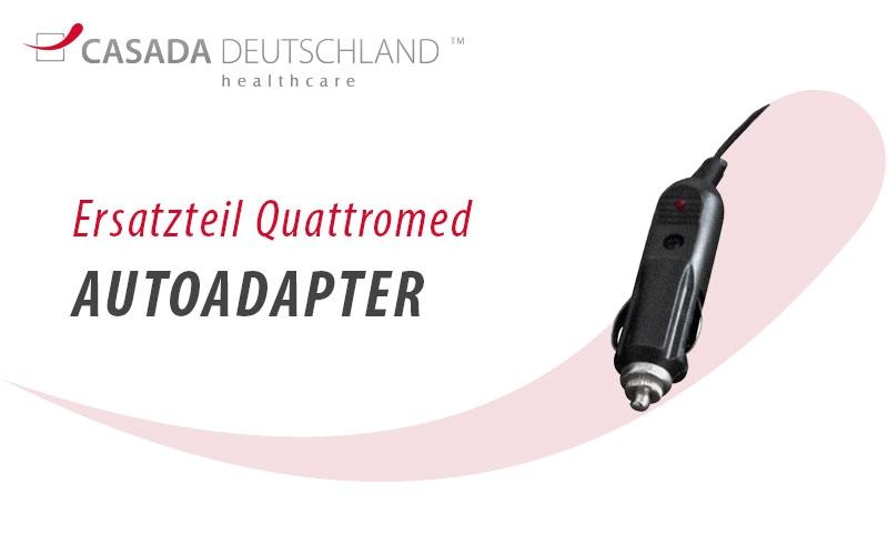 Quattro Autoadapter by Casada Deutschland