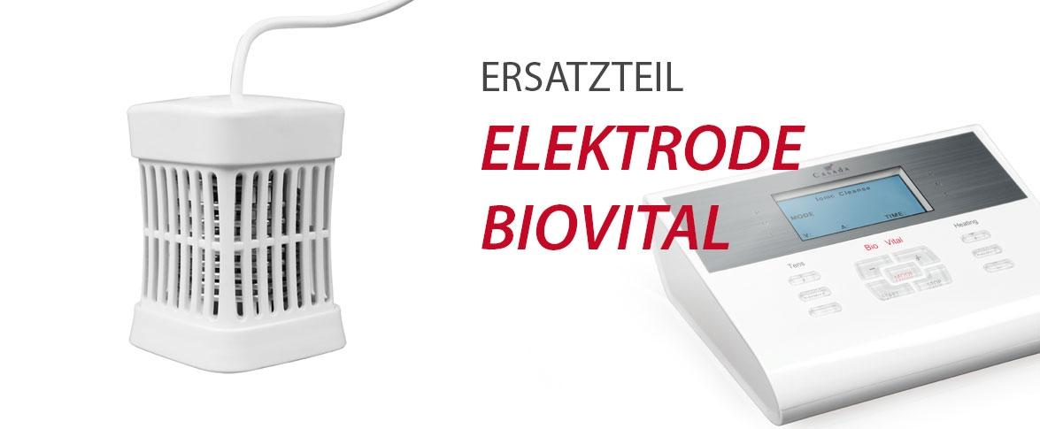 Ersatzteil Elektrode BioVital