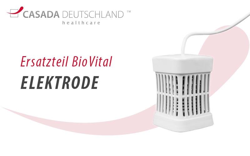 Elektrode BioVital by Casada Deutschland