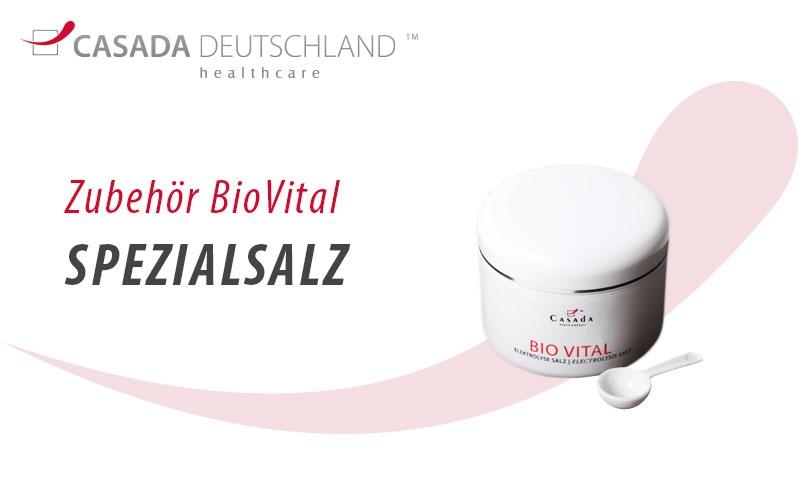 Spezialsalz BioVital by Casada Deutschland