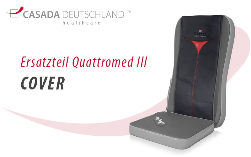 Quattromed III Cover by Casada Deutschland
