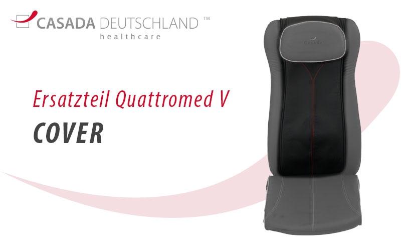 Quattromed V Cover by Casada Deutschland