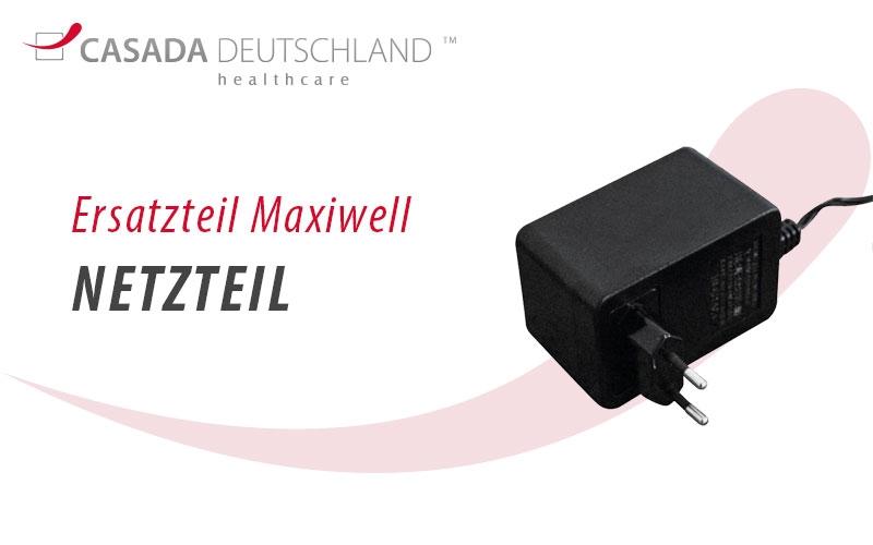 Maxiwell Netzteil by Casada Deutschland