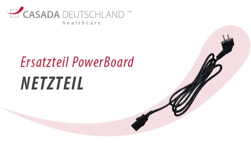 PowerBoard Netzteil by Casada Deutschland