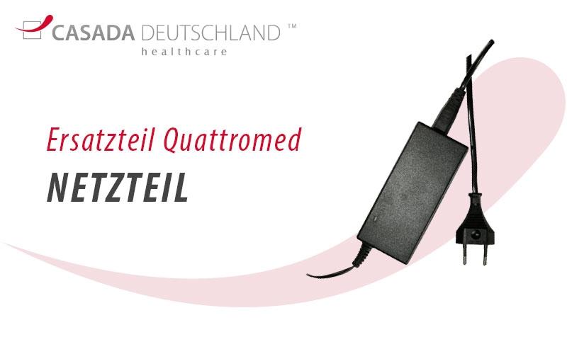 Quattromed V Netzteil by Casada Deutschland