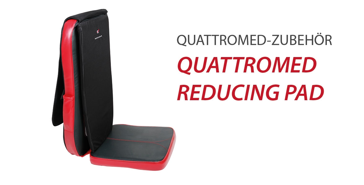 Zubehör Quattromed Reducing Pad