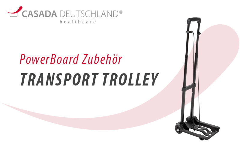 Transport Tolley by Casada Deutschland