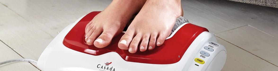 Casada DE Fußreflexzonen