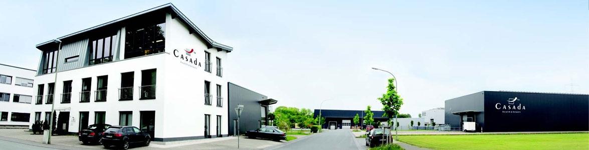 Casada Deutschland Hauptgebäude