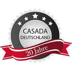 Casada News - 20 Jahre Casada Deutschland