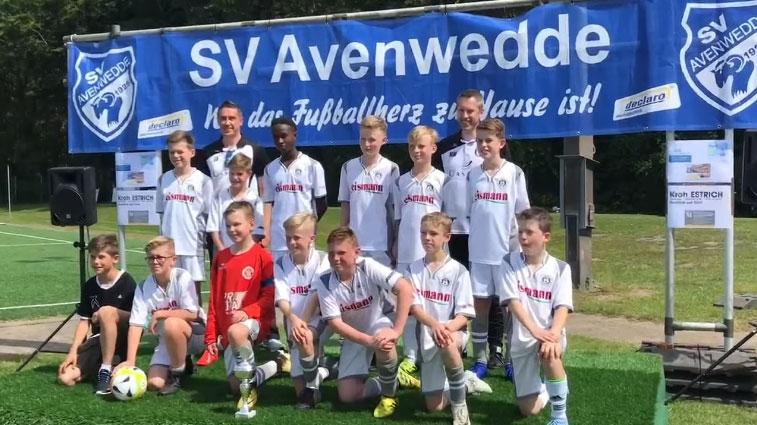 Casada U12 gewinnt Pfingstcup