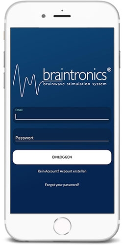 braintronics® App Login