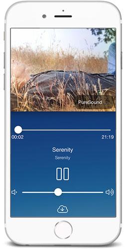 braintronics® II App Titel Serenity
