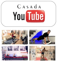 Casada auf Youtube